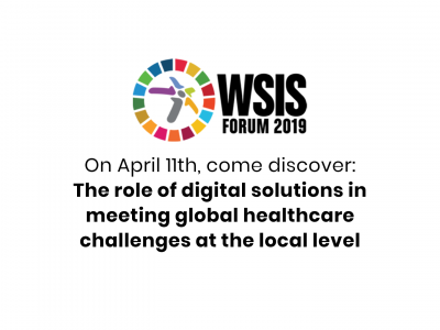 360Medlink invited to present at United Nations WSIS 2019 (World Summit on the Information Society)